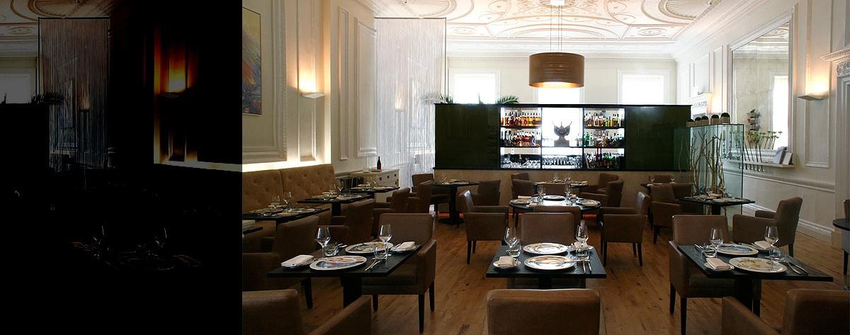 Texture London Restaurant Offer